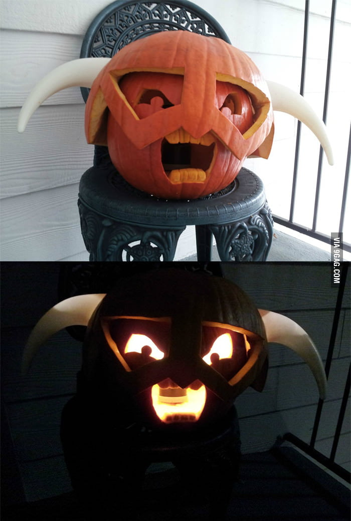 Skyrim Pumpkin