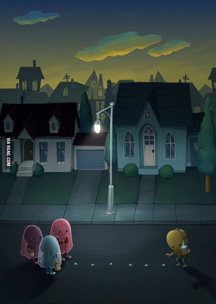 Pacman: Halloween Edition