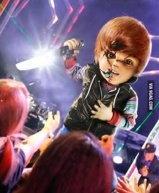 Chucky Bieber!
