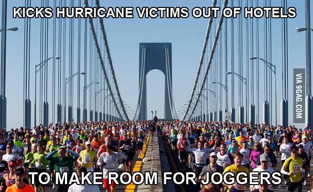 Scumbag NY Marathon
