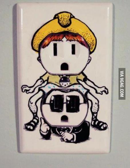 Oppa Electric Style!