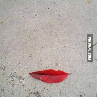 Perfect lips.
