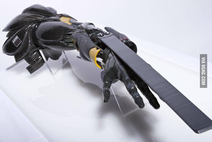 Epic Augmented Adam Jensen's Arm Replica