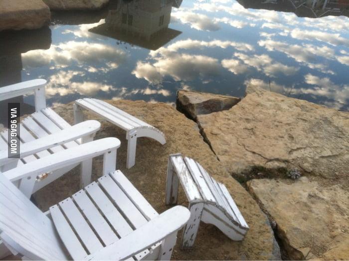Sitting on Cloud 9