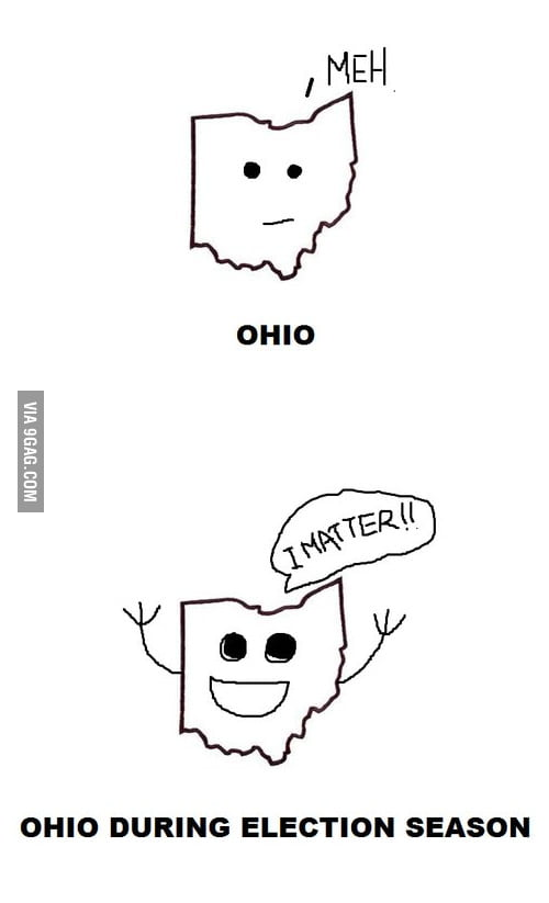 As a native Ohioan, this is how I feel.