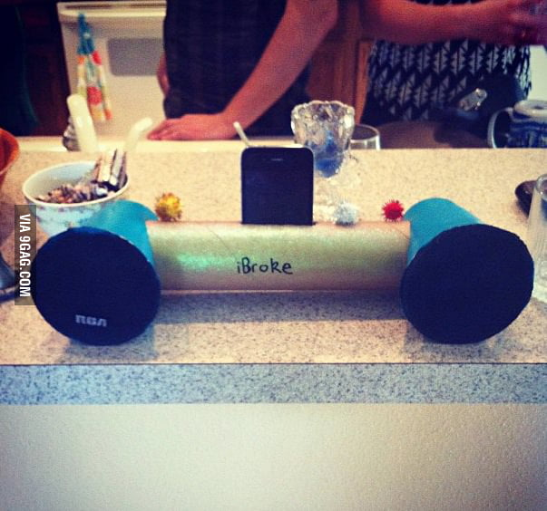 Girlfriend asked for an iHome dock for her birthday