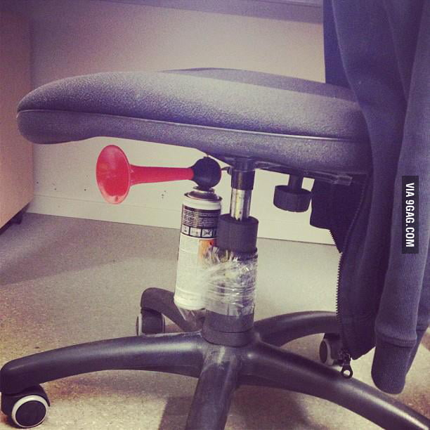 Best Prank Ever?