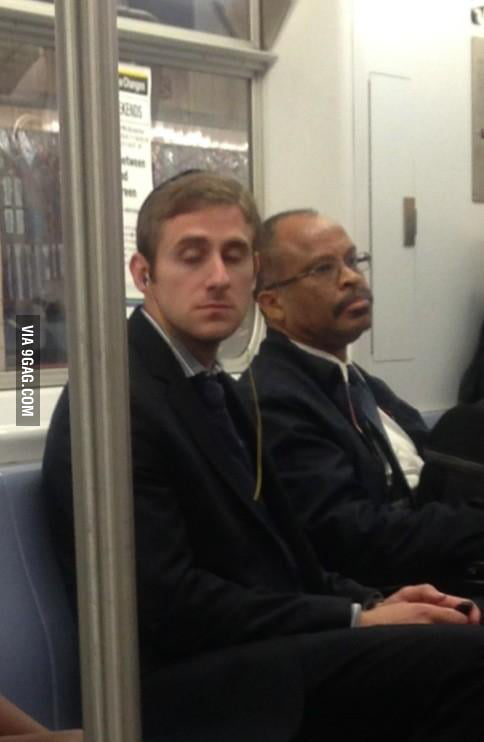 The lost son of Ryan Gosling and Steve Carell