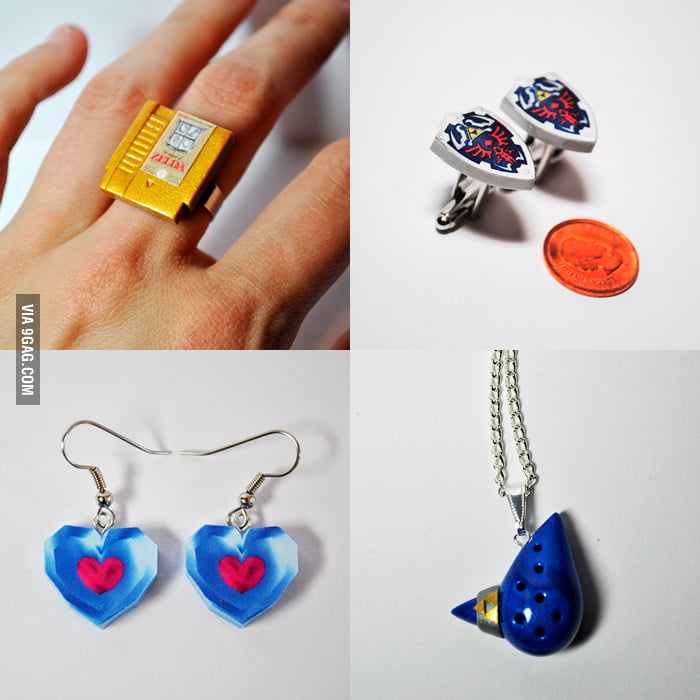 The Zelda Jewelleries