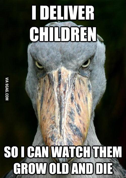 Evil Stork