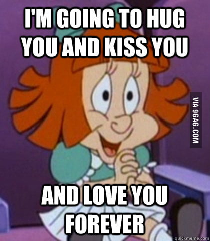 The Original Overly Attached Girlfriend