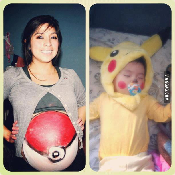 How Pikachu is born