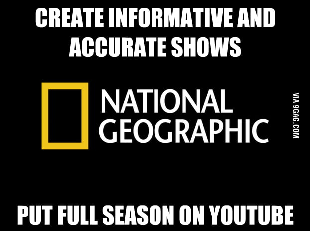 Good Guy National Geographic