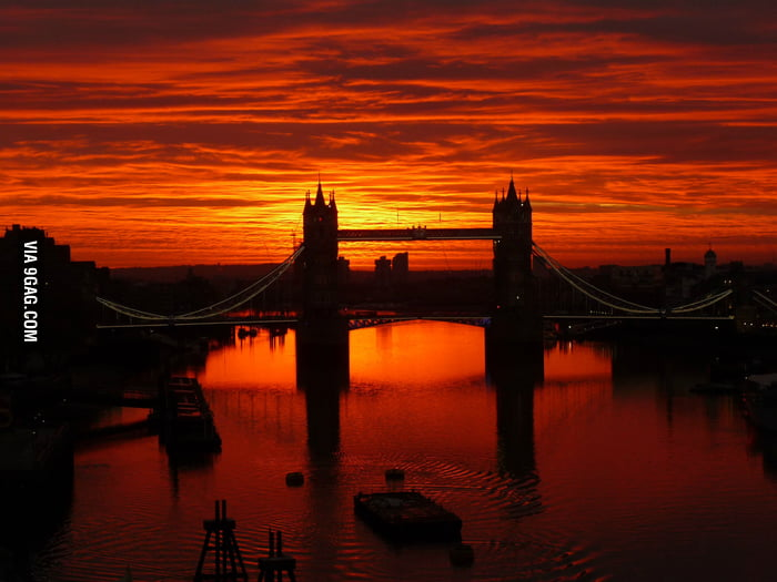 Epic photo of the Tower Bridge