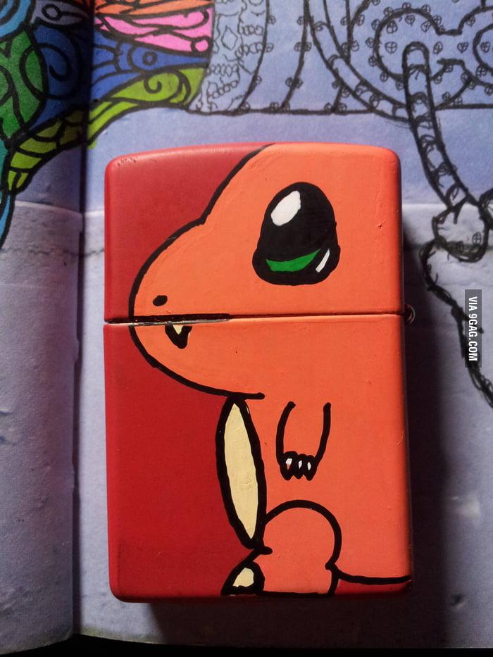 Clever lighter