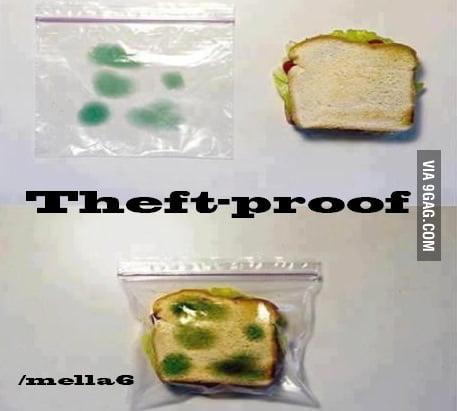 Theft Proof .