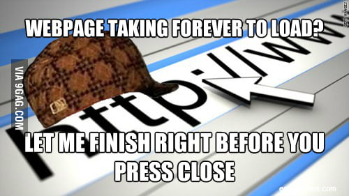 Scumbag browsers