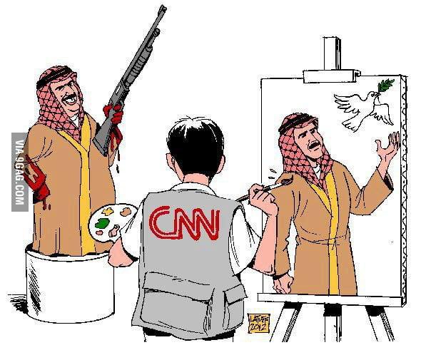 Hypocrite Media..