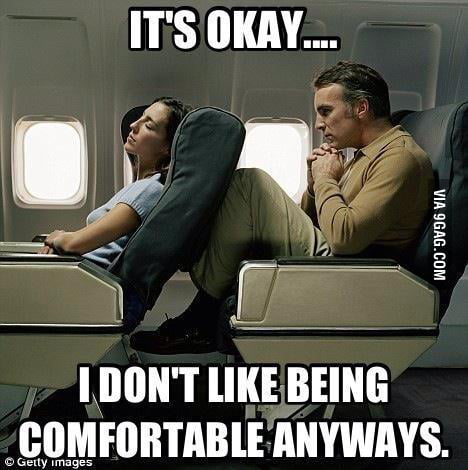 Everytime I fly