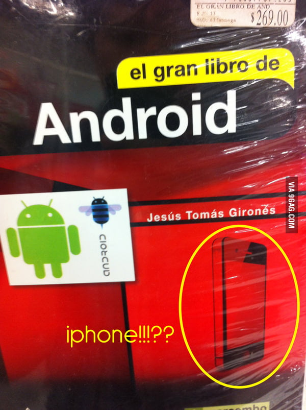 The big book of android?