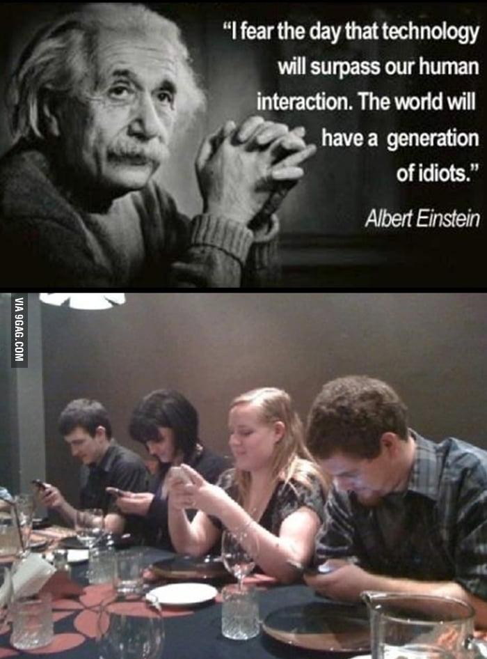 I'm afraid Mr Einstein is right.