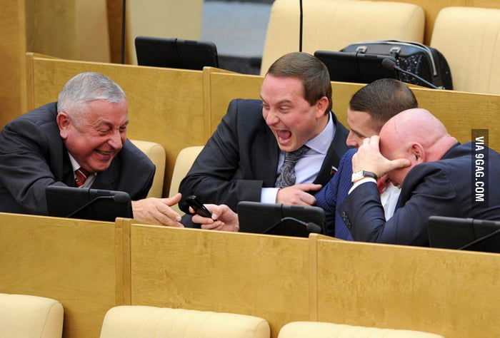 Meanwhile in Russia Legislature