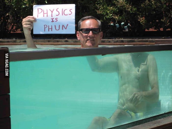Physics is phun.