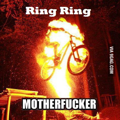 Ring Ring, Motherf***er