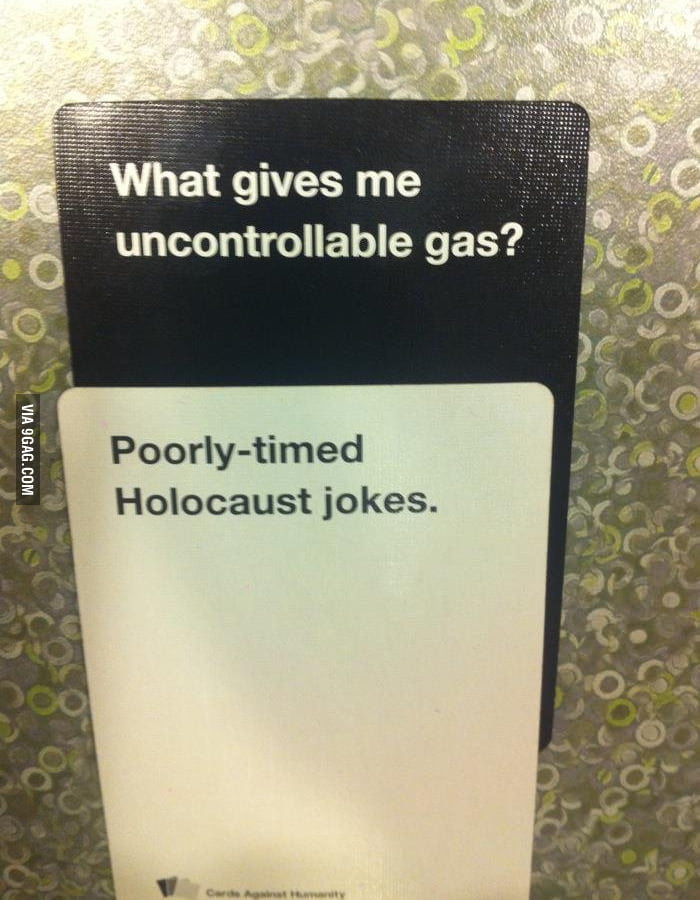 What gives me uncontrollable gas?