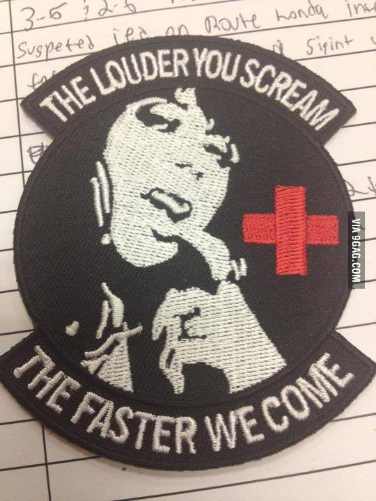 Best Medic Patch Ever
