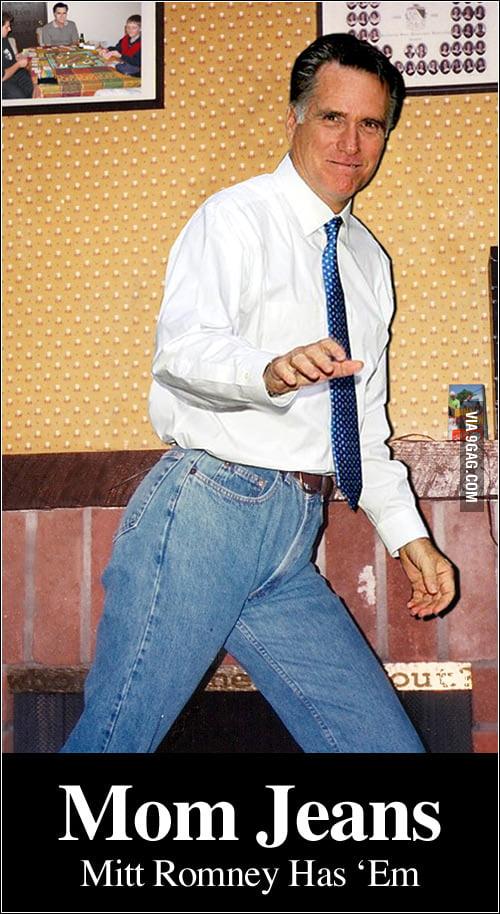 Mitt Romney SWAG