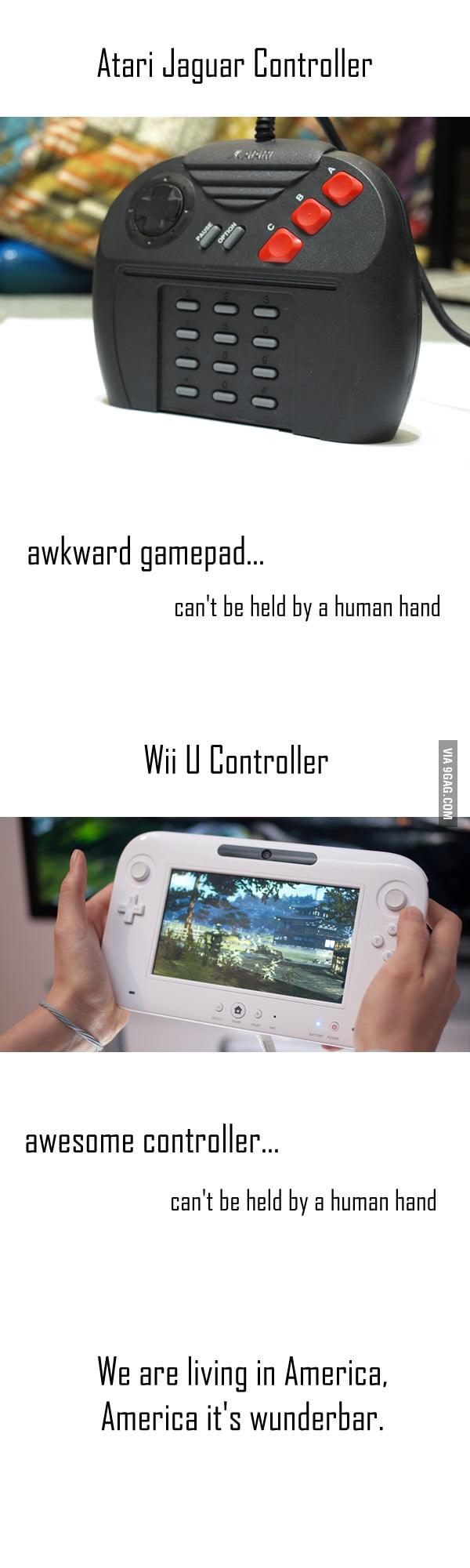 Controller wars