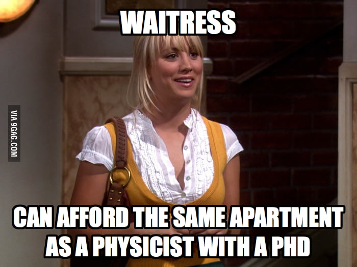 The Big Bang Theory Logic!