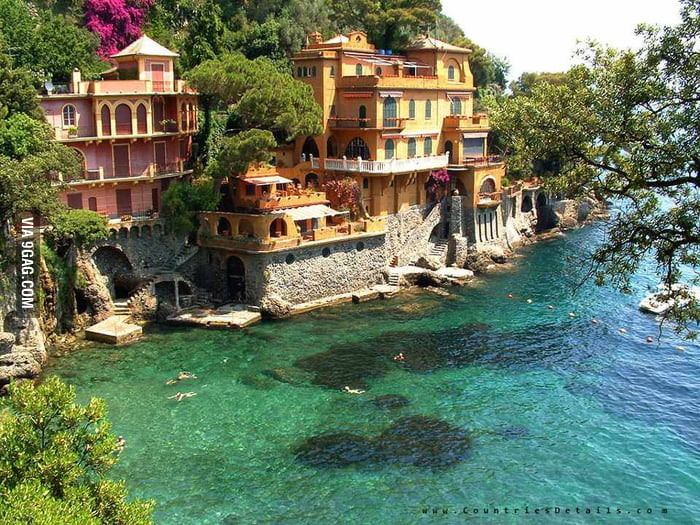 Just take me there, Seaside, Portofino, Italy