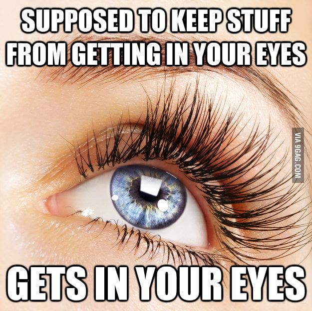 Scumbag Eyelashes