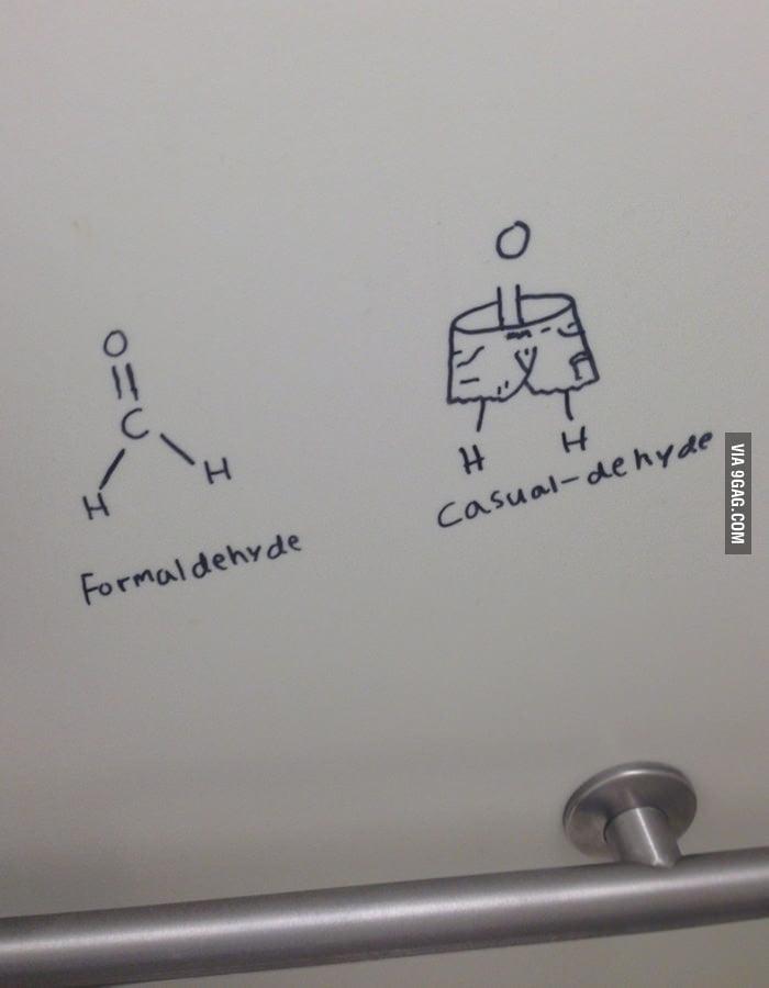 My gym's bathroom made me laugh.