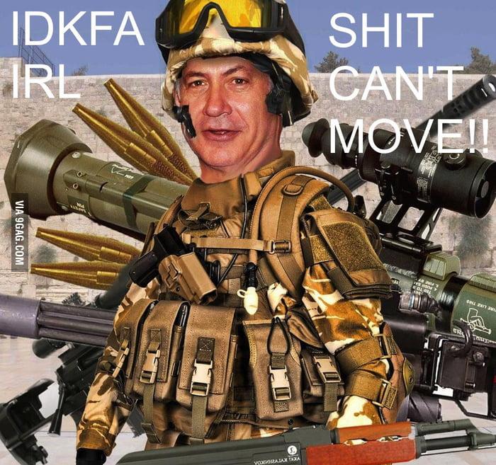 Doom's IDKFA IRL