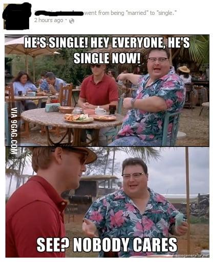 Dodgson Is Single
