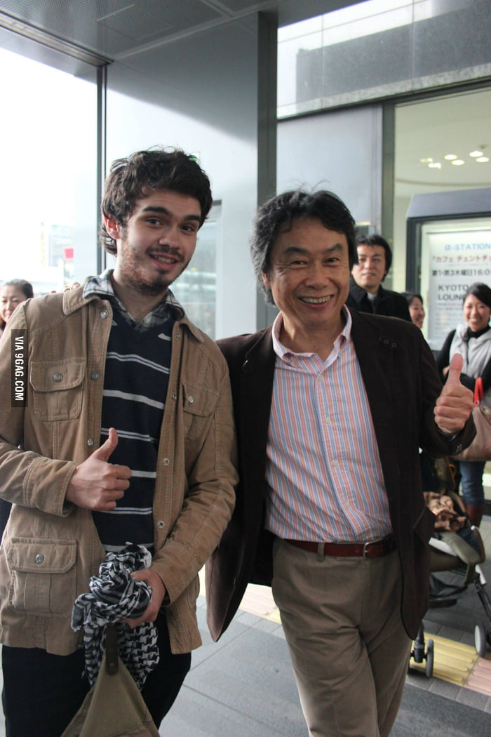 Met a very special man while catching a train the other day.