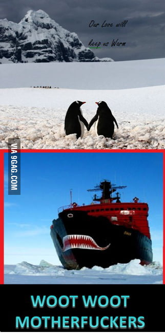 Antartic Love