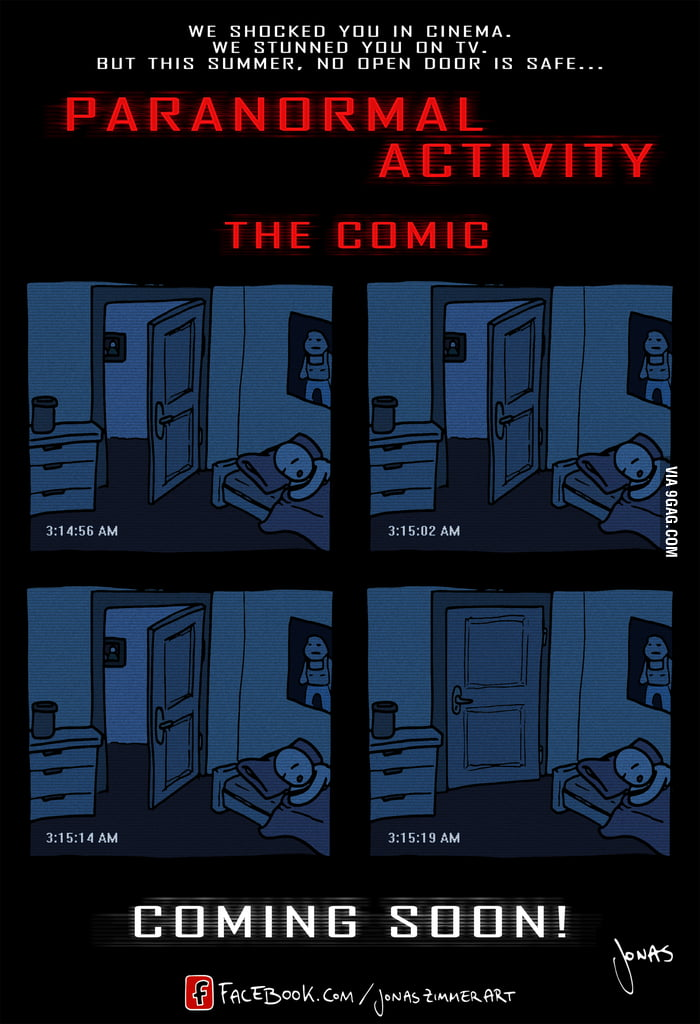 Paranormal Activity - The Comic