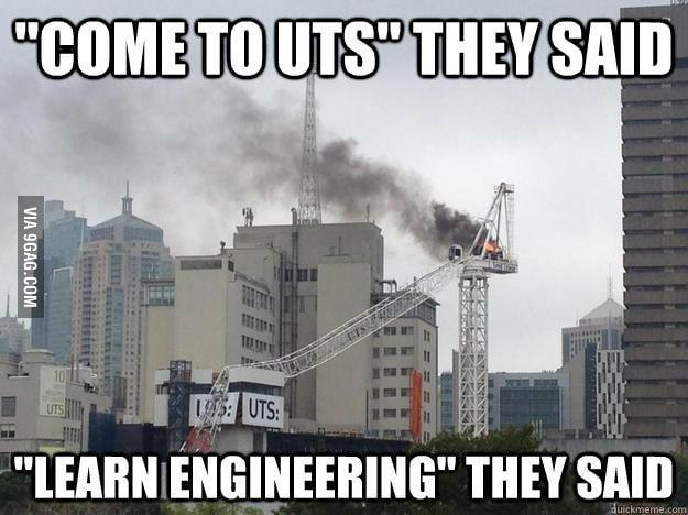 UTS Fail.