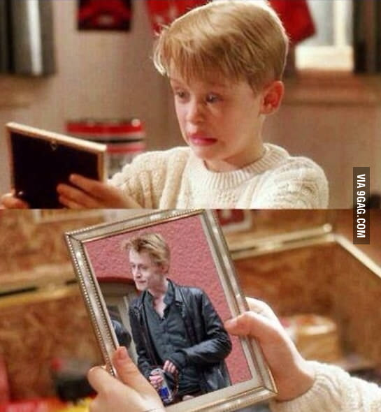 I watch Home Alone almost every Christmas. This is sad.