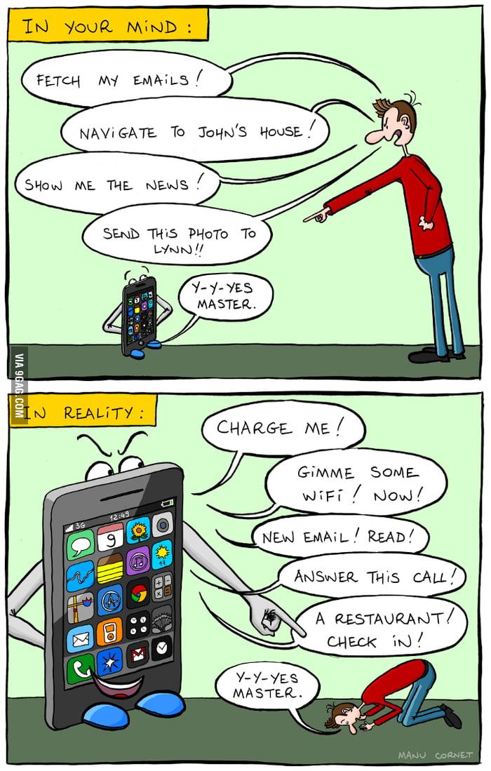 Mobile Relationship