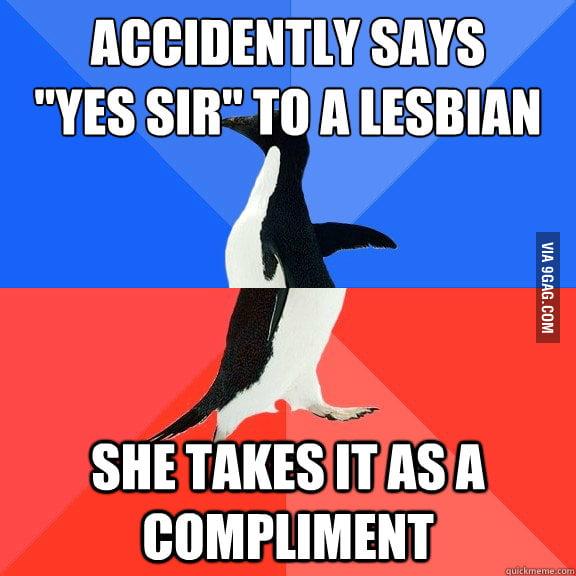 """""""Yes, sir!"""""""