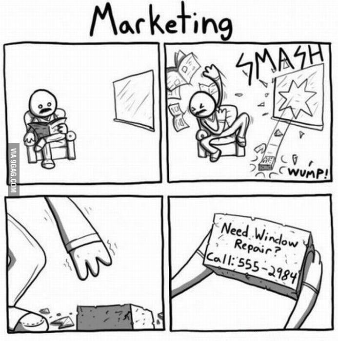 MARKETING WAYS!!!