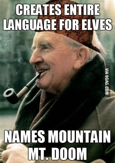 Creative Tolkien