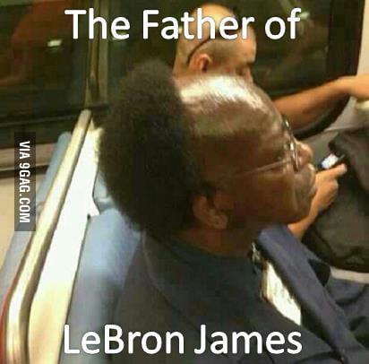 I found his true father.