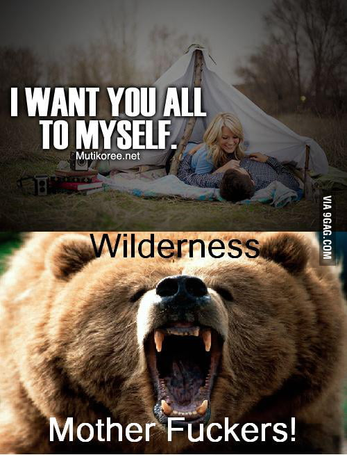 Wilderness Mother F**kers
