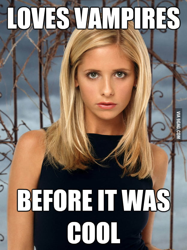 Hipster Buffy